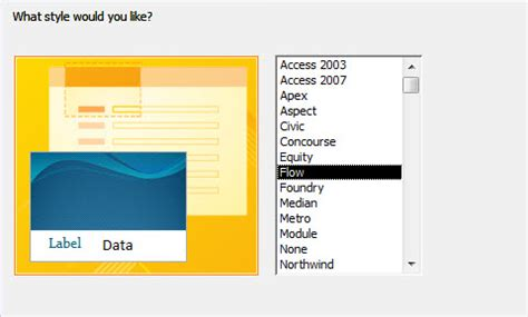 Access resume wizard microsoft word
